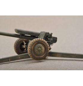 TRUMPETER 02328 Haubica D-30 122 mm - Wczesna wersja