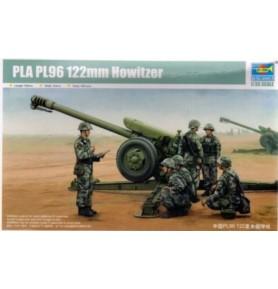 TRUMPETER 02330 Haubica PLA PL96 122 mm