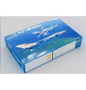 TRUMPETER 02845 Myśliwiec PLA J-8B fighter