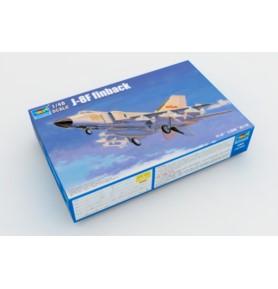 TRUMPETER 02847 Myśliwiec J-8F Finback