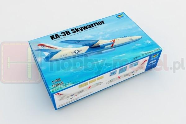 TRUMPETER 02869 Bombowiec KA-3B Skywarrior