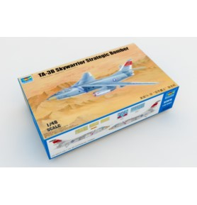 TRUMPETER 02870 Bombowiec TA-3B Skywarrior