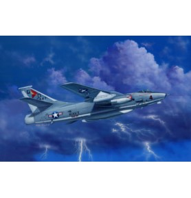 TRUMPETER 02873 Bombowiec ERA-3B Skywarrior