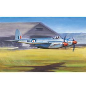 TRUMPETER 02893 Myśliwiec De Havilland Hornet F.1
