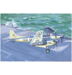 TRUMPETER 02895 Myśliwiec De Havilland Sea Hornet NF.21