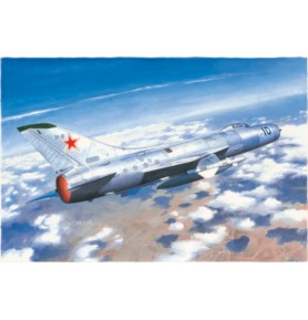 TRUMPETER 02898 Myśliwiec Su-11 Fishpot