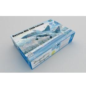 TRUMPETER 03226 Myśliwiec MiG-29UB Fulcrum
