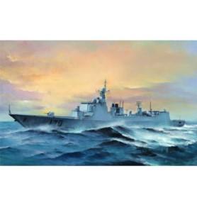 TRUMPETER 04530 Niszczyciel PLA Navy Type 052C DDG-170 LanZhou