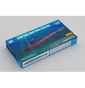 TRUMPETER 04599 Okręt PLAN Typ 039G Song Klasa SSG