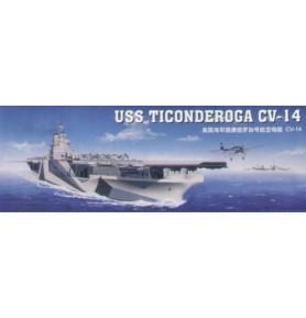 TRUMPETER 05609 Lotniskowiec USS Ticonderoga CV-14