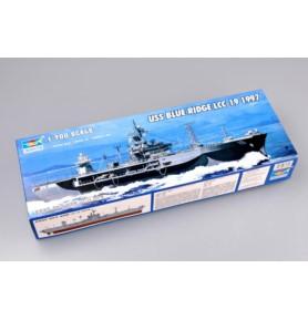 TRUMPETER 05715 Okręt USS Blue Ridge LCC-19 1997