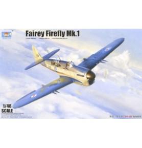 TRUMPETER 05810 Myśliwiec Fairey Firefly Mk.1