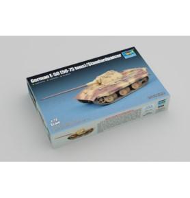 TRUMPETER 07123 Czołg E-50 (50-75 tons)/Standardpanzer