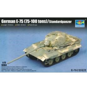 TRUMPETER 07125 Czołg E-75 (75-100 tons)/Standardpanzer