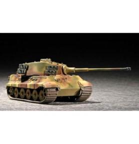 TRUMPETER 07201 Czołg Sd.Kfz. 182 King Tiger (Henschel)