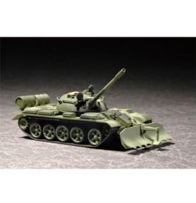 TRUMPETER 07284 Czołg T-55 w/BTU-55