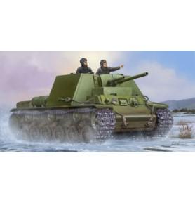 TRUMPETER 09503 Czołg KV-7 Mod. 1941