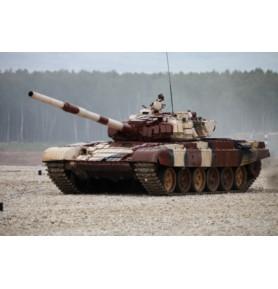 TRUMPETER 09555 Czołg T-72B1 MBT