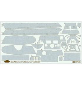 TAMIYA 12649 Akcesoria King Tiger Porsche Naklejki