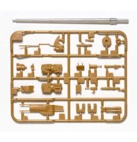 TAMIYA 12664 Akcesoria Metalowa lufa armaty czołgu