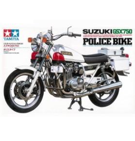 TAMIYA 14020 Suzuki GSX750 Policyjny motocykl