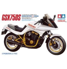 TAMIYA 14034 Motocykl Suzuki GSX750S Nowa Katana