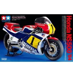 TAMIYA 14125 Motocykl Honda NS500 '84