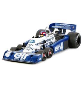 TAMIYA 20053 Samochód Tyrrell P34 1977 Monaco GP