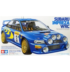 TAMIYA 24199 Samochód Subaru Impreza WRC '98 Monte-Carlo