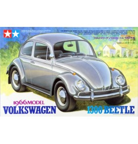 TAMIYA 24136 Samochód Volkswagen 1300 Beetle 1966 Model