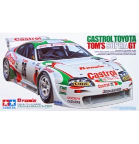TAMIYA 24163 Samochód Castrol Toyota Tom's Supra GT