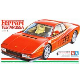 TAMIYA 24059 Samochód Ferrari Testarossa