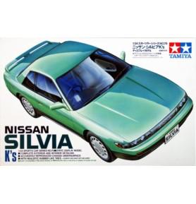 TAMIYA 24078 Samochód Nissan Silvia K's