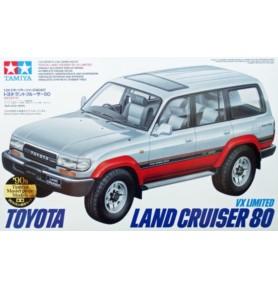 TAMIYA 24107 Samochód Land Cruiser 80 VX Ltd.
