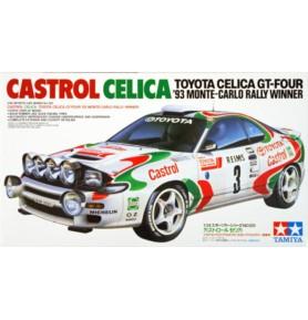 TAMIYA 24125 Samochód Castrol Celica