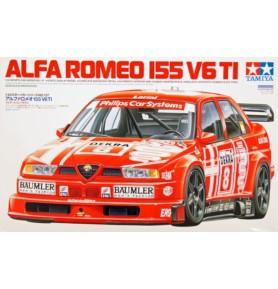 TAMIYA 24137 Samochód Alfa Romeo 155 V6 TI