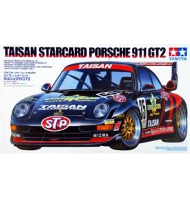 TAMIYA 24175 Samochód Taisan Starcard Porsche 911 GT2