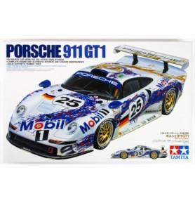 TAMIYA 24186 Samochód Porsche 911 GT1