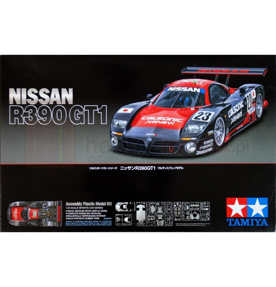 TAMIYA 24192 Samochód Nissan R390 GT1