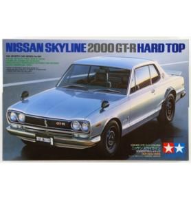 TAMIYA 24194 Samochód Nissan Skyline 2000 GT-R Hard Top