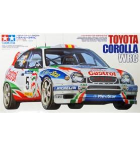 TAMIYA 24209 Samochód Toyota Corolla WRC