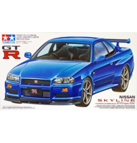 TAMIYA 24210 Samochód Nissan Skyline GT-R V-spec R34