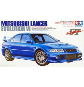 TAMIYA 24213 Samochód Mitsubishi Lancer Evolution VI