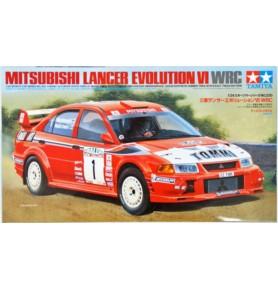 TAMIYA 24220 Samochód Mitsubishi Lancer Evolution VI WRC
