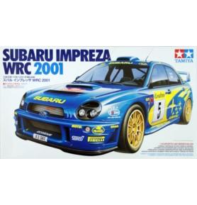 TAMIYA 24240 Samochód Subaru Impreza WRC 2001