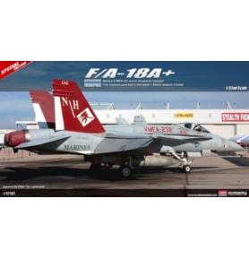 ACADEMY 12107 Samolot myśliwski wielozadaniowy F/A-18 Vmfa-232 Red Devils