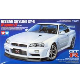 TAMIYA 24258 Samochód Nissan Skyline GT-R V-spec II (R34)