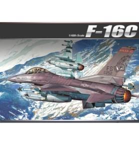 ACADEMY 12204 Samolot wielozadaniowy F-16C New Decal