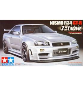 TAMIYA 24282 Samochód Nismo R34 GT-R Z-tune