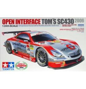 TAMIYA 24293 Akcesoria Interfejs Tom's SC430 2006